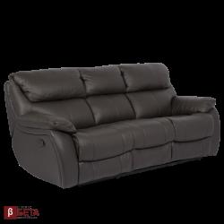 Кожен диван - с релакс механизъм BAR